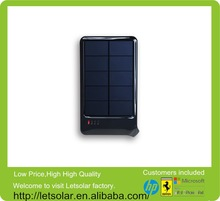 5000mAh LET62 high efficency solar panel mobile phone case for hisense ,phone waterproof case ,5.5V/280mA mobile charger