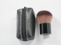 1Pcs Pro Mushroom Blush Loose Power Brush Kabuki brushes + Brand New Case Factory Wholesale