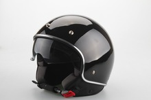 Jet helmet with ECE certification FS710 with only sun visor