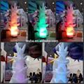 Evento& partido columnas inflables/pilar para la decoración de la boda