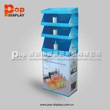 fashion crystal cardboard ear cuff display frost