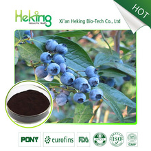 Good quality blueberry lutein softgels