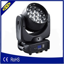 on sale 19x12w b-eye aura led moving head lights for disco