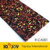 Anti-slip sound absorption sheet gym rubber flooring mat