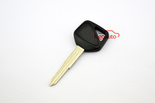 Black Motorcycle Key Blank for Honda Motor key