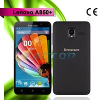 lenovo a850+ dual sim card dual standby android 4.2 big phone used electronics from china