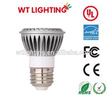 3000K AC120V par16 led ceiling light dimmable par 16 E26 ES rated