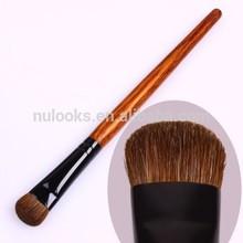 2014 Popular Kabuki Brush Crease Brush Wooden Makeup Brush