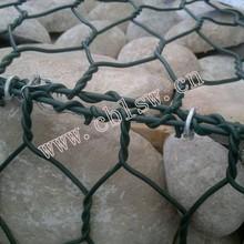 Gabion Box Wire Cage Rock Wall
