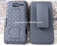 Shell Holster Case Belt Clip+Stand for Motorola Droid RAZR M XT907