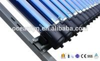 HEAT PIPE solar collecto/Spilit part 100L/10tubes/panel