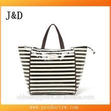 High Quantity Stripe Plaid Waterproof Aluminum Warm Bag