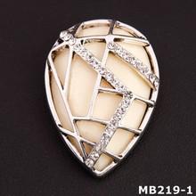 Fashion magnetic Hijab brooch