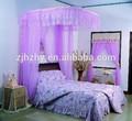 Shenzhen alta qualidade stand quadrado retangular copa rededemosquito cama de dossel ambiente- amigável madein china