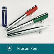 Chrome Spray Paint Metal Pen,Color Lid Metallic Metal Pen