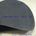 Elástica individual- lado recubierto de goma espuma de tela para bolsas de lujo