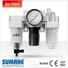 Mini FRLS Air Filter regulator and Lubricator
