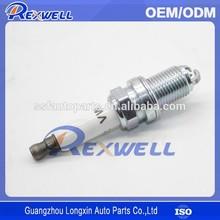 for VW TOUAREG 4.2 V8 FSI PFR6WT 101905621A lgnition system ngk bosch lridium spark plug