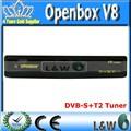 Openbox v8 combo hd-receiver dvb- s2& dvb- t2 iptv netzwerk-media player openbox combo