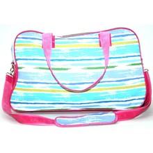 Custom made high end weenkender bag travel bag with trolley