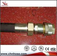 High Temperature/ jufa high pressure rotary water swivel