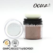 Beauty Facial Makeup Pressed Powder Natural Cosmetic Face Powder Foundation,