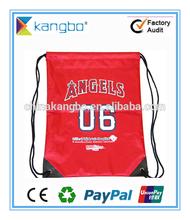 Customized reusable nylon mesh laundry bag promotion nylon packing bag shopping bag manufacturer
