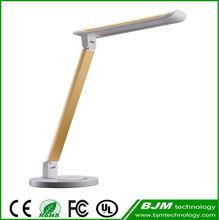 12V Color Gold Silver Modern Design Touching Mode Portable Bedside Table Lamp