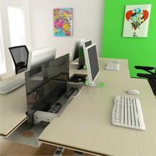 furniture manufacturers laminate l type office desk