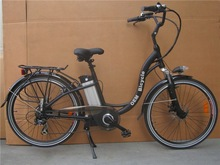 26 inch city bicycle electric bike