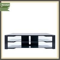 Diagonal tall painted corner cabinets RAV520