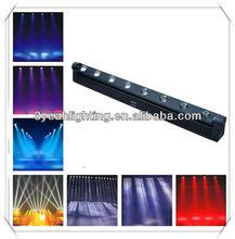 8pcs 2014 new 4 heads 10w led Cree sharpy beam moving head lightfor party light led stage bar light