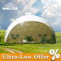 Venta al por mayor nuevo diseño customed cúpula de aire para el fútbol con precio barato.
