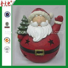 Direct Manufacturer christmas santa claus figurines outdoor