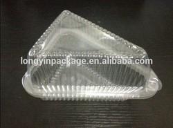 sandwich container/disposable plastic sandwich container /triangle sandwich container