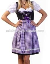 Oktoberfest Bavarian German Trachten Dirndl Dress AWC-2464