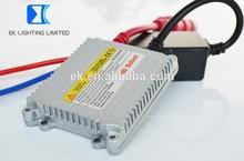 OEM factory car headlight bulbs hid led ring light bi xenon slim hid kit 35w-55w dc