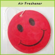Best Gift Custom Hanging Car Scent Air Freshener Paper