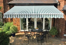 Strong open aluminum outdoor canopy balcony awning design
