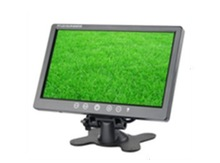 7 inch universal TFT LCD car monitors with free touch function with camera input