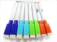 Whiteboard Writing Medium and Colored Ink Color Erase white board marker pen