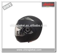 Flip up dual visor motorcycle helmet
