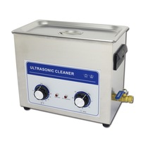 Free Shipping! 180W ultrasonic Vinyl record cleaning machine with basket