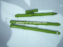 JF82555 green pen natural ball pen