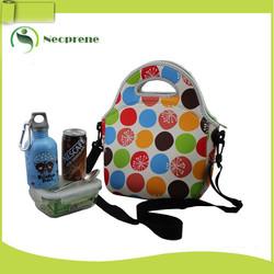 Insulated Neoprene Lunch Bag for Kids