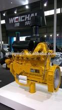 Weichai WP10 serial diesel engine loader used 6 cylinder diesel engine for sale