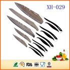 Top quality japanese Damascus stainless steel kitchen knife set