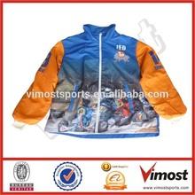 sublimation printing jackets/motorcycling jackets