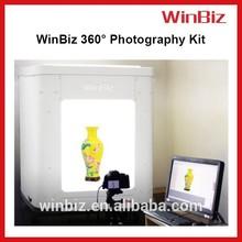 high quality professional portable photo studio soft box lighting kit
