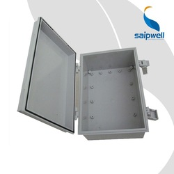 SAIP/SAIPWELL Hot Sale 350*460*180mm Outdoor Color IP65 ABS Waterproof Electrical Plastic Box Case
